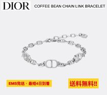 DIOR メンズ COFFEE BEAN CHAIN LINK BRACELET