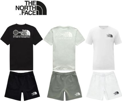【THE NORTH FACE 】Coordinates Tシャツ&ショートパンツsetup☆