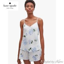 KATE SPADE 紫陽花ショートパジャマセット