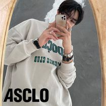 ASCLO Overfit Brooklyn Sweat Shirt (3color)