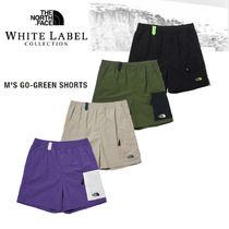 ◇ THE NORTH FACE ◆ M'S GO-GREEN SHORTS