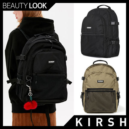 【KIRSH】人気★POCKET STORAGE BACKPACK 韓国★正規品