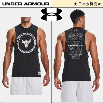 ★UNDER ARMOUR★Project Rock★セイム ゲーム タンク★