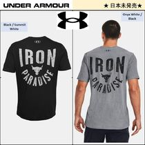 ★UNDER ARMOUR★Project Rock★IRON PARADISE ショートスリーブ