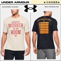 ★UNDER ARMOUR★Project Rock★HWITR ショートスリーブ★