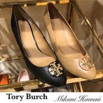 Outlet買付【Tory Burch】Claire 65mm Closed Toeシューズ