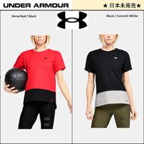 UNDER ARMOUR★Project Rock★Charged Cotton ショートスリーブ