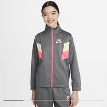 《☆超人気☆》NIKE kids☆NSW HT FZ Jacket☆DA1115-084☆Gray