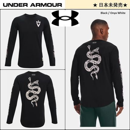 ★UNDER ARMOUR★Project Rock★バーブ ワイヤ ロングスリーブ★
