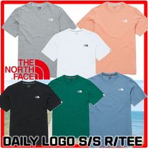 ★人気★【THE NORTH FACE】★DAILY LOGO S/S R/TE.E ★Tシャツ
