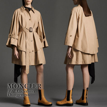 MONCLER トレンチコート 【国内発送&関税込】VERY掲載モデル JW Anderson Dungeness