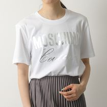 MOSCHINO COUTURE! カットソー 0715 2040 半袖Tシャツ