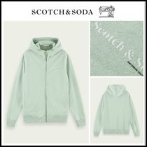 2021SS新作!! ☆Scotch & Soda☆ Classic organic cotton felpa