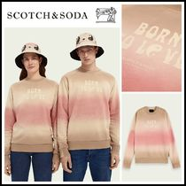 ユニセックス!! ☆Scotch & Soda☆ BORN TO LOVE sweatshirt