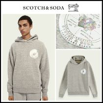 2021SS新作!! ☆Scotch & Soda☆ Artwork cotton hoodie