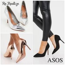 *ASOS*pointed high heeled court shoes/送関税込