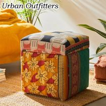 ★URBAN OUTFITTERS★Renewal One-Of-AKind Kantha Storage Pouf