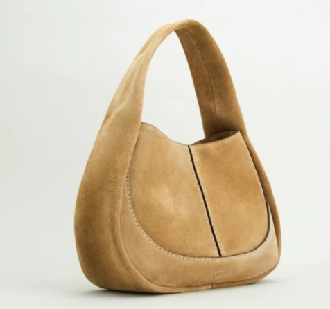 21S/S【 TOD'S】SHIRTスモールスエ−ドバッグ (TOD'S/トートバッグ) XBWAOUS0200P3AC801