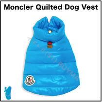 Moncler Quilted Dog Vest モンクレー ドッグウェア ペット 犬用