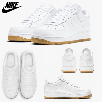 Nike Air Force 1 '07 Gum Light Brown エアフォース