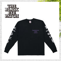【BlackEyePatch】Logo Archives LS Tee Tシャツ ロングスリーブ