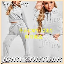 /JUICY COUTURE/ディアマンテロゴベロアセットアップ/◇送料込◇