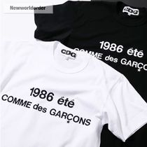 COMME des GARCONS(コムデギャルソン) Tシャツ・カットソー 送料込 コムデギャルソン スタッフ ロゴ Tシャツ