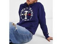 【Tommy Jeans】トミージーンズ タイムレスサークルロゴパーカー