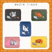 【MUZIK TIGER】12-14inch★タブレット ポーチ★Tablet Pouch