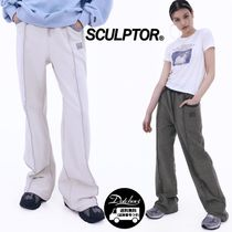 SCULPTOR Inside-Out Sweatpants YJ1163 追跡付