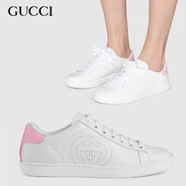 関税負担なし☆GUCCI  Ace sneaker Interlocking G スニーカー