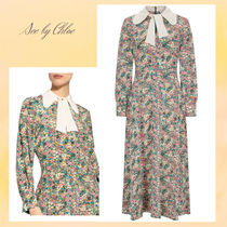 """☆See by Chloe☆ """"Floral Meadow""""ピーターパン襟ワンピース♪"""
