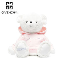 GIVENCHY(ジバンシィ) ホビー・カルチャーその他 【GIVENCHY KIDS】ジバンシィ ホワイトロゴテディベア ピンク