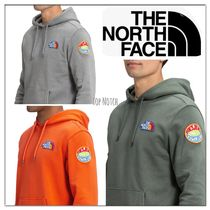 【The North Face】NOVELTY PATCH HOODIE・ロゴパッチ