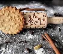Rolling Pin Collection クッキー ローリング ピン cookie 型 音