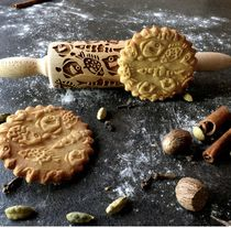Rolling Pin Collection クッキー ローリング ピン cookie 型 魚