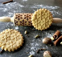 Rolling Pin Collection クッキー ローリング ピン cookie 型 雪