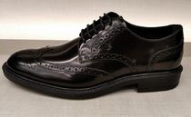 VIPセール60%オフ【TODS WING CHIP LEATHER SHOES】