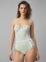 Tory Burch LIPSI PRINTED ONE-PIECE SWIMSUIT
