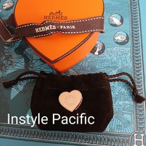 HERMES★バックチャームにも素敵★mini coeur twilly ring