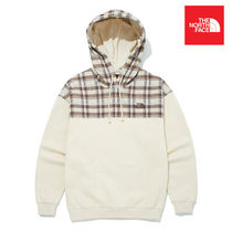 【THE NORTH FACE】CITY COMFORT CHECK HOODIE