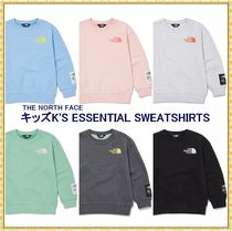 【THE NORTH FACE】★キッズ★K'S ESSENTIAL SWEATSHIRTS