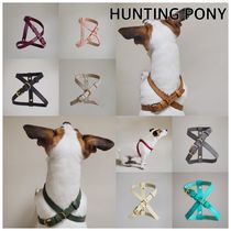 送関込♪ HUNTING PONY ■  Leather Harness The Eight ハーネス