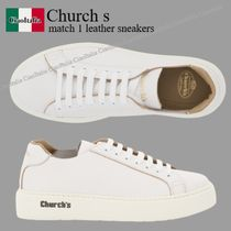 Church s match 1 leather sneakers