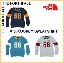 【THE NORTH FACE】★キッズ★K'S CORBY SWEATSHIRT
