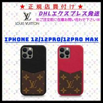 【Louis Vuitton】iPhoneケース 12/12Pro/Pro Max◆安値挑戦◆