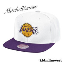 Snapback Los Angeles Lakers★Simpleな着こなしのPointに◎