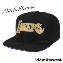 Black×Goldがスタイリッシュ★Snapback HWC Los Angeles Lakers