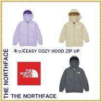【THE NORTH FACE】★キッズ★K'S EASY COZY HOOD ZIP UP