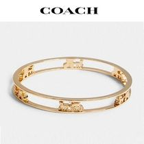 2020 NEW♪ COACH ◆ horse and carriage bangle